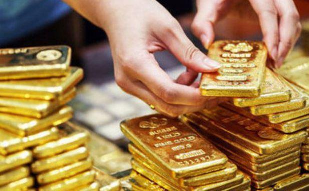 Vay tiền mua vàng miếng tại ngân hàng. Có bị cấm ?